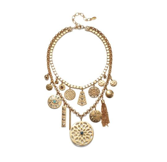 Preload https://img-static.tradesy.com/item/25820088/neiman-marcus-firenze-statement-charm-necklace-0-0-540-540.jpg