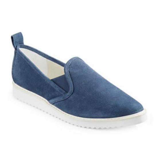 Preload https://img-static.tradesy.com/item/25820104/karl-lagerfeld-blue-and-white-paris-clement-suede-slip-ons-sneakers-size-us-85-regular-m-b-0-0-540-540.jpg