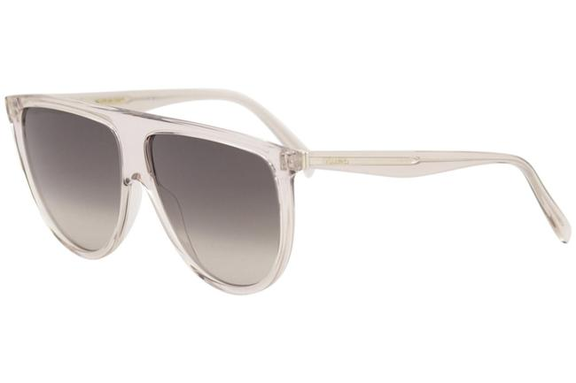 Item - Crystal Women's Cl40006i 72f Crystal/Grey Gradient Lenses Sunglasses