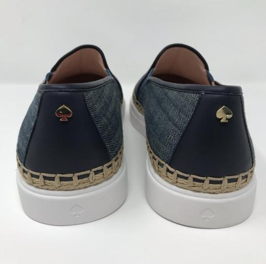 Kate Spade Blue and White Athletic Image 4