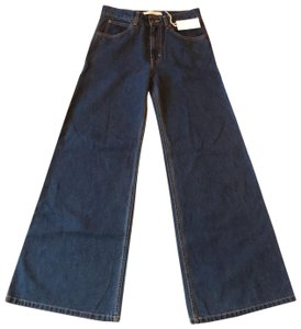 Creatures of Comfort Flare 6 Trouser/Wide Leg Jeans