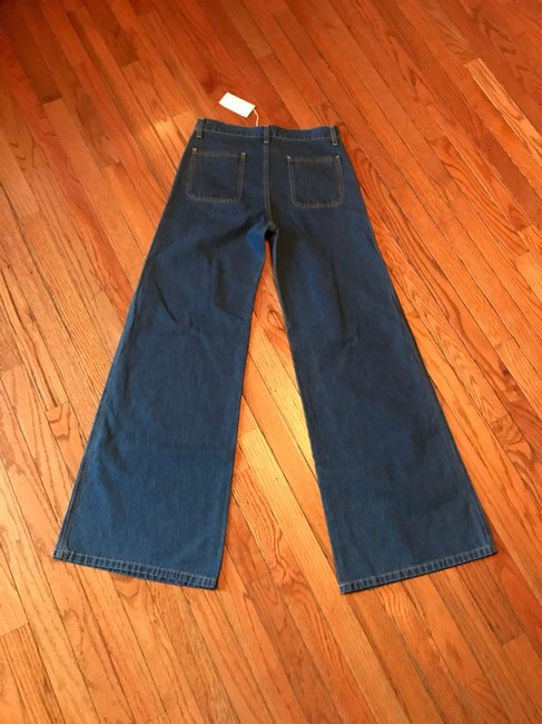 Creatures of Comfort Flare 6 Trouser/Wide Leg Jeans Image 1
