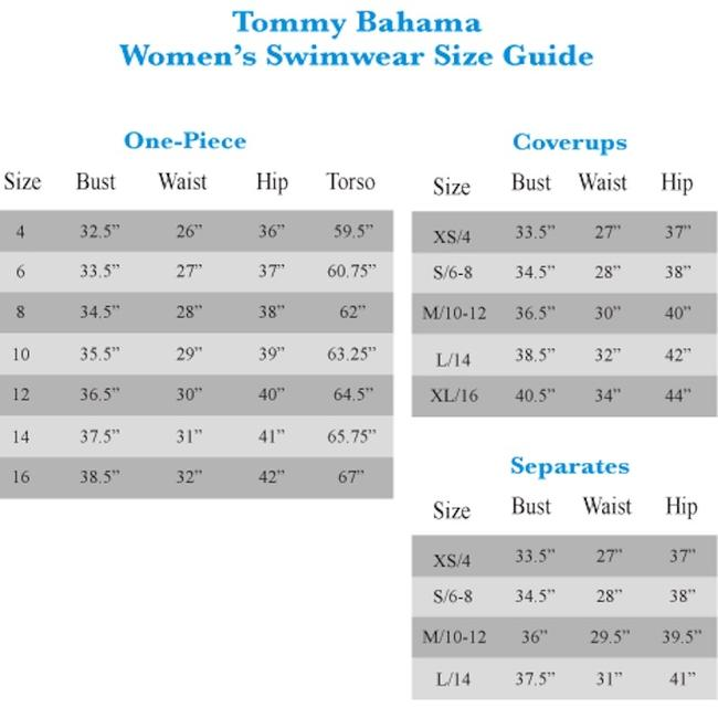 Tommy Bahama Pearl One Shoulder Image 2