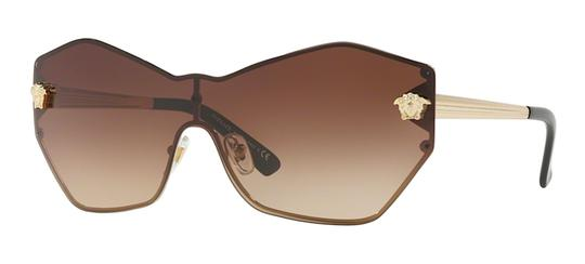 Versace Large Butterfly Shape Shield VE 2182 125213 Free 3 Day Shipping Image 8