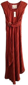 Rust/Red Maxi Dress by Moulinette Soeurs Maxi