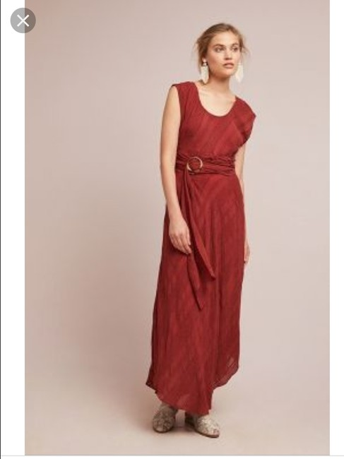 Rust/Red Maxi Dress by Moulinette Soeurs Maxi Image 2