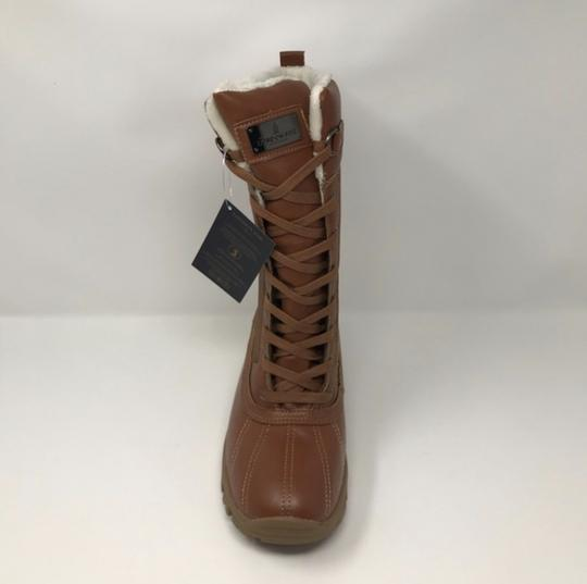 London Fog Brown Boots Image 1
