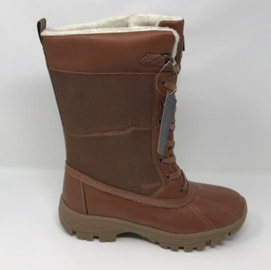 London Fog Brown Boots Image 3