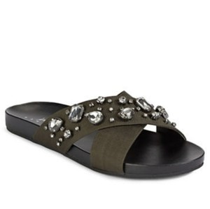 Lord & Taylor Black Sandals