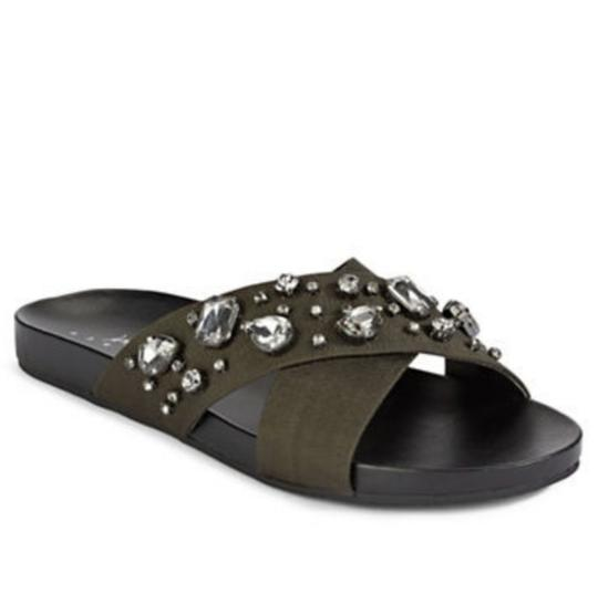Lord & Taylor Black Sandals Image 0