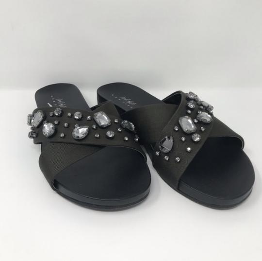 Lord & Taylor Black Sandals Image 5