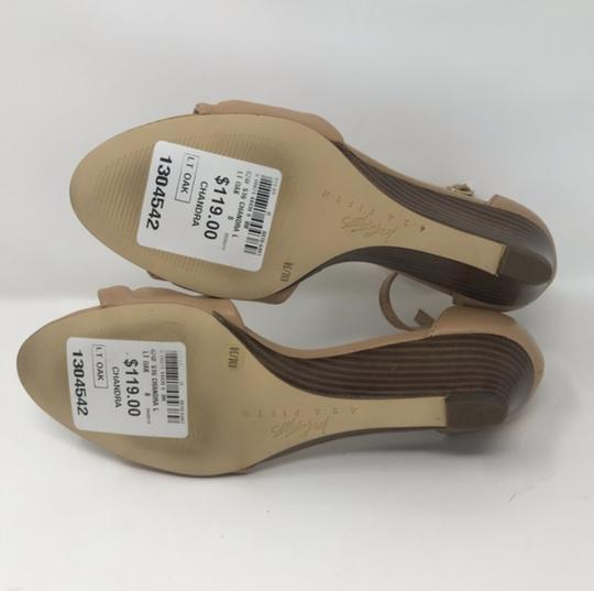 Lord & Taylor Tan Wedges Image 4