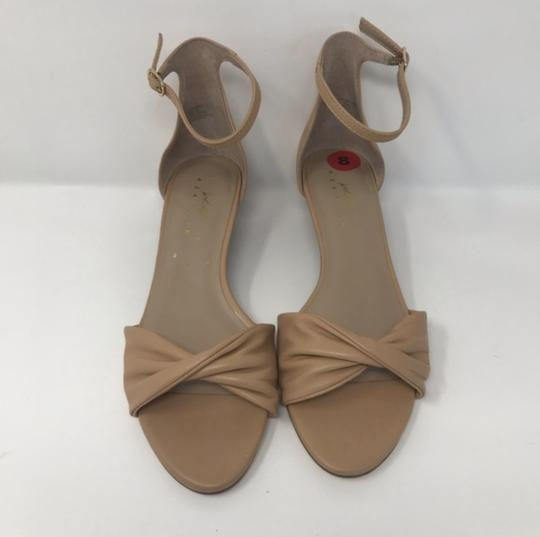 Lord & Taylor Tan Wedges Image 5