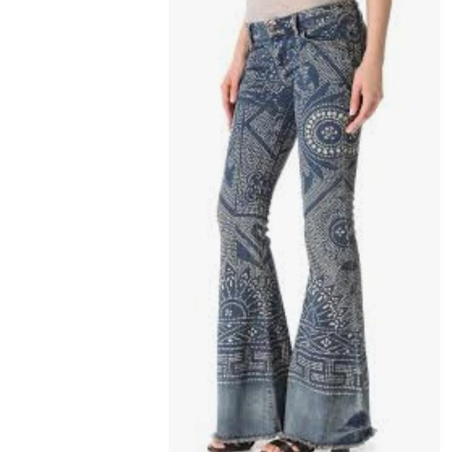 Free People Flare Pants Image 1
