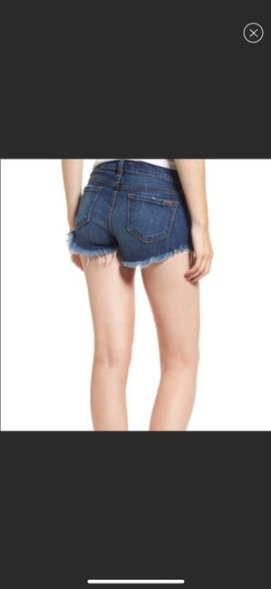 STS Blue Cut Off Shorts Image 10