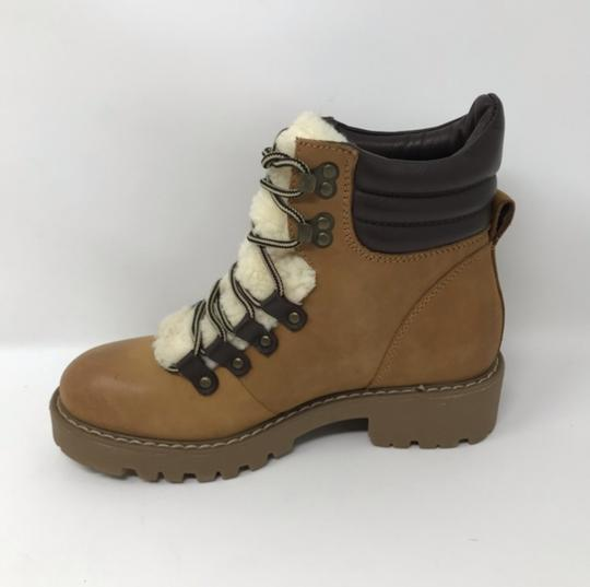 Lord & Taylor Brown Boots Image 1