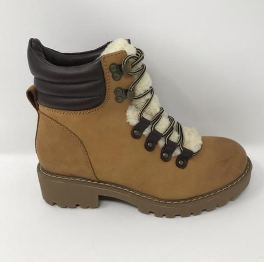 Lord & Taylor Brown Boots Image 2