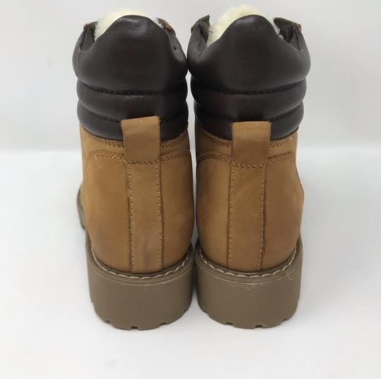 Lord & Taylor Brown Boots Image 3