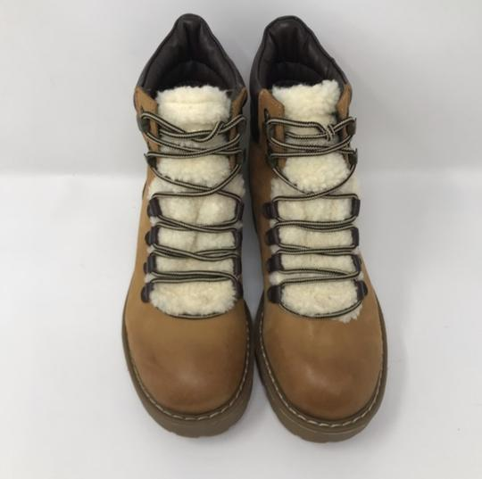 Lord & Taylor Brown Boots Image 4