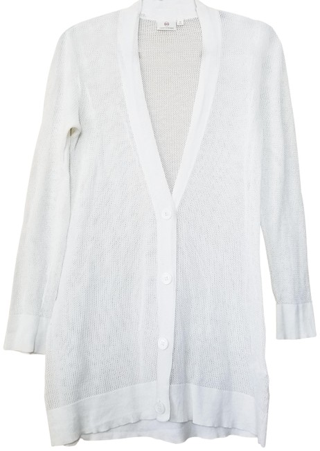 Preload https://img-static.tradesy.com/item/25820470/ag-adriano-goldschmied-white-cashmere-blend-cameron-cardigan-size-2-xs-0-1-650-650.jpg