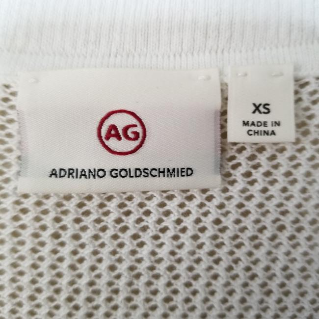 AG Adriano Goldschmied Cashmere Cotton Airy Layering Casual Cardigan Image 3
