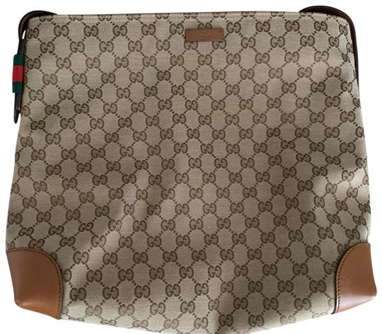 Preload https://img-static.tradesy.com/item/25820478/gucci-crossbody-monogram-tan-canvas-and-calfskin-leather-hobo-bag-0-1-540-540.jpg