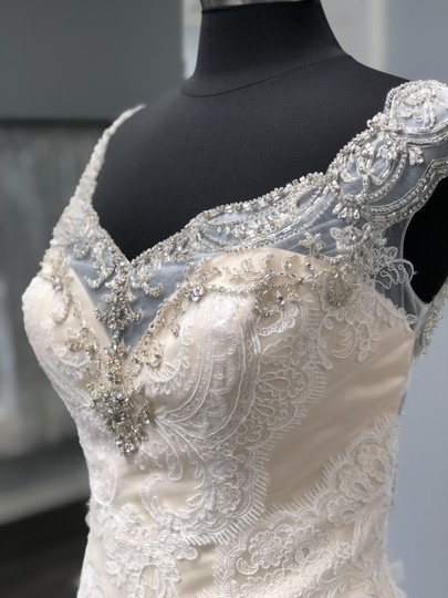 Traditional Wedding Dress Size 12 (L) Image 0