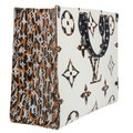 Louis Vuitton Onthego Jungle Monogram Canvas Limited Edition Shoulder Bag Image 3