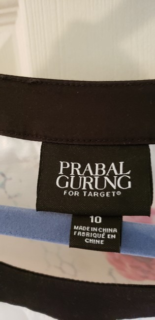 Prabal Gurung for Target Limited Edition Peblum Floral Crush Pretty Summer Top multi color Image 2