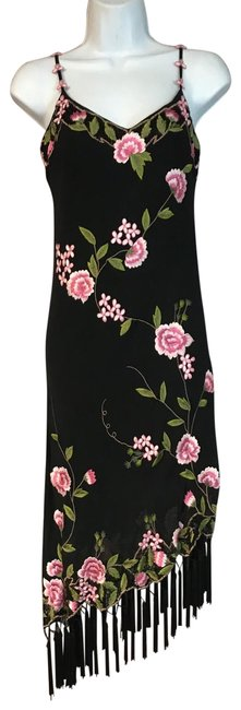 Preload https://img-static.tradesy.com/item/25820726/sue-wong-black-floral-embroidered-fringed-hemline-silk-mid-length-night-out-dress-size-8-m-0-1-650-650.jpg