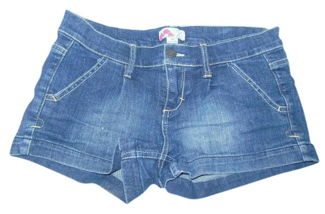 Preload https://item4.tradesy.com/images/forever-21-jeans-minishort-shorts-size-0-xs-25-258208-0-0.jpg?width=400&height=650