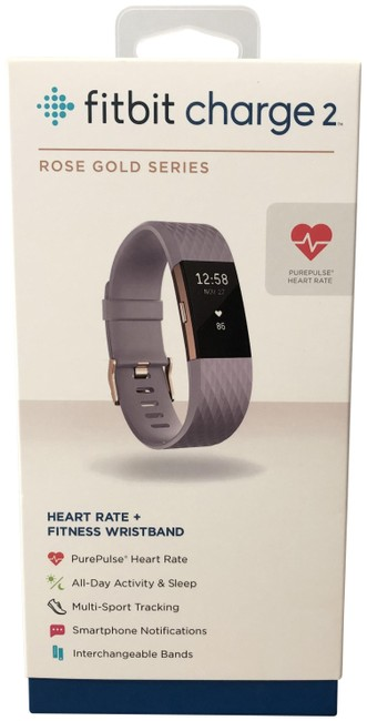Item - Rose Gold & Lavender Band Charge 2 Special Edition - Series Watch