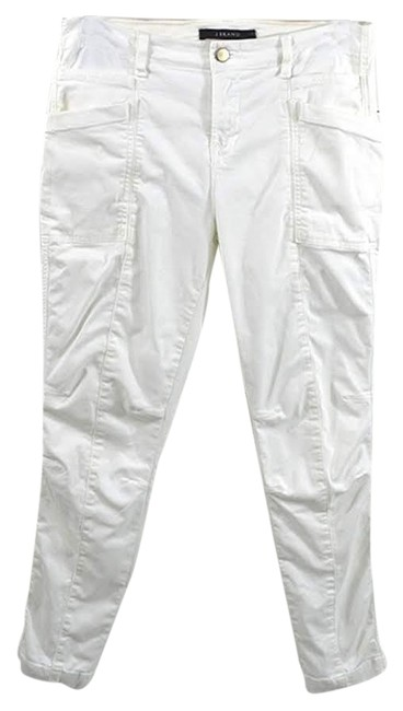 Item - White Light Wash 'byrnes' #177-19 Cargo Jeans Size 28 (4, S)