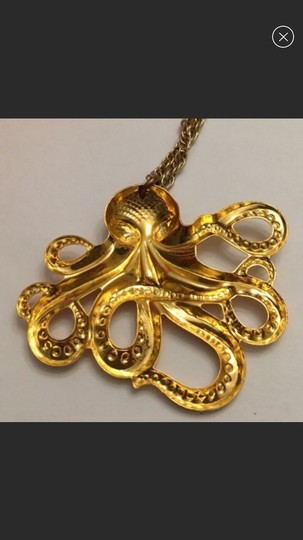 Privileged octopus necklace Image 1
