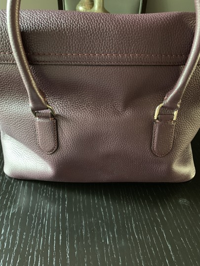 Kate Spade Satchel in Wine Image 3