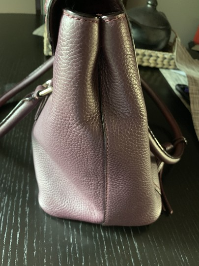 Kate Spade Satchel in Wine Image 6