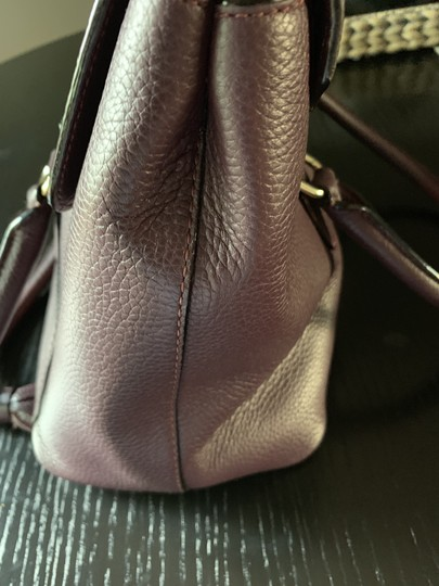 Kate Spade Satchel in Wine Image 9