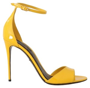 Dolce&Gabbana Yellow Sandals