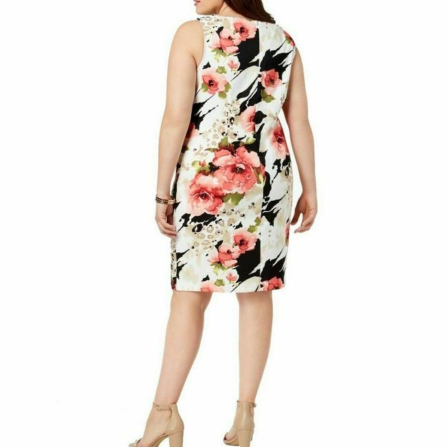 Connected Apparel short dress Multicolor Polyester on Tradesy Image 1