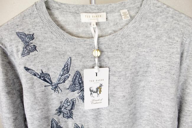 Ted Baker Butterfly Fall Winter Sweater Image 6