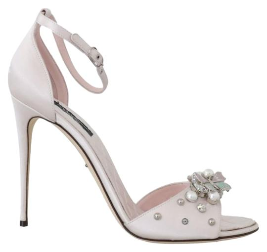 Preload https://img-static.tradesy.com/item/25822253/dolce-and-gabbana-white-silk-crystal-butterfly-sandals-size-eu-39-approx-us-9-regular-m-b-0-1-540-540.jpg
