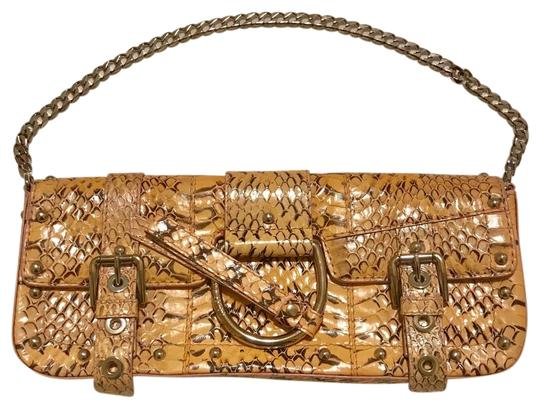 Preload https://img-static.tradesy.com/item/25822311/dolce-and-gabbana-dolce-and-gabbana-handbag-sku-50618-pink-brown-python-skin-leather-shoulder-bag-0-1-540-540.jpg