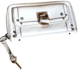 Chloé white Clutch