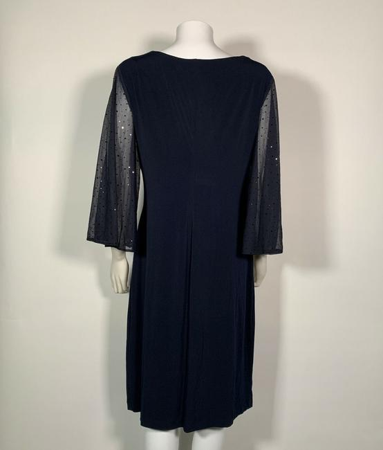 Connected Apparel Polyester Dress Image 3