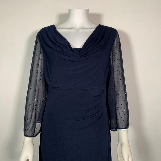 Connected Apparel Polyester Dress Image 4