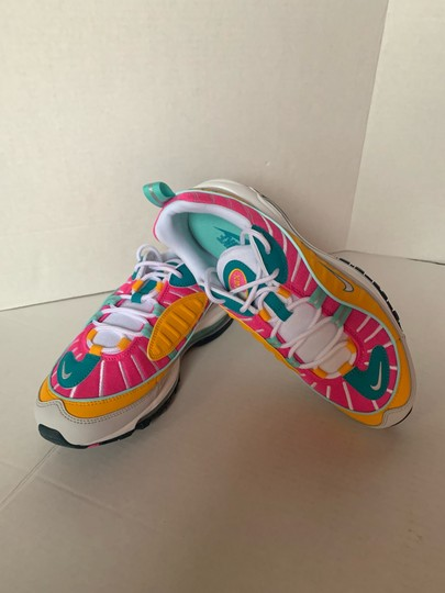 Nike Spirit Teal/Tropical Twist/Laser Fuchsia/Vast Grey Athletic Image 1