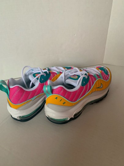 Nike Spirit Teal/Tropical Twist/Laser Fuchsia/Vast Grey Athletic Image 5