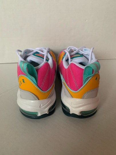 Nike Spirit Teal/Tropical Twist/Laser Fuchsia/Vast Grey Athletic Image 6