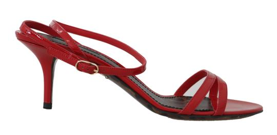 Dolce&Gabbana Red Sandals Image 5