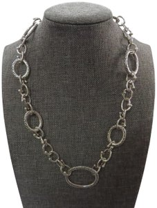 Michael Dawkins Beaded Oval and Circular By-Pass Links